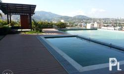 Fully furnished Condominium for rent with SKY internet