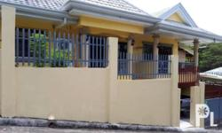 4 bedroom House and Lot for Sale in Tagbilaran City