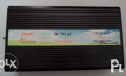 Specifications: Rated Input Voltage - 12V DC Input