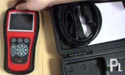 Autel MaxiDiag MD802 For 4 System + DS model: only