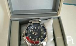 Seiko Kinetic Dive Analog Quartz Stainless Steel Silver