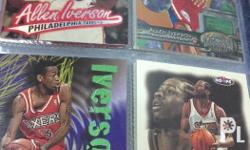 Allen iverson nba basketball cards. Check out my other