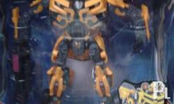 """10"""" Bumblebee Transformers Robot (Transformable to a"""