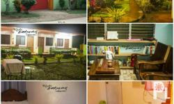 3 rooms residential house semi furnished and 7 rooms
