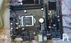 Asrock h81m-dgs supports 4th gen processor.with
