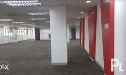 1200 sqm Ortigas Office Space for Rent Lease Emerald