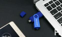 512GB OTG 2in1 Flash Drive MicroUsB and 2.0 Flash