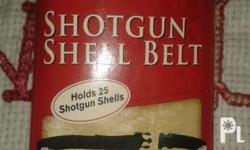 Made in USA 12 GA BELT Holds 25 Shotshell fixed price