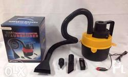 12 v home car vacuum W/ inflating function We can do