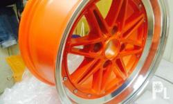 15 inch bnew imported magwheels glossy finished