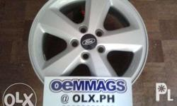 16'' x 5H x PCD 108 FULL SILVER Price..P16,000/ set of