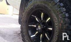 """16"""" off road mags no dents no defects rfs. planning to"""