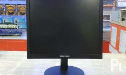 Sale 17 inch Lcd Monitor Black Color Samsung Brand 110v