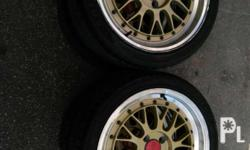 For Sale Only. 17 inch Rota BBS Lm Copy Mags with