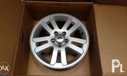 17in OEM Rims Ford Explorer 2006-2010 5H PCD 114 Set of