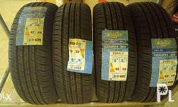 Bnew Interstate tires Euro technology 185/65-R14