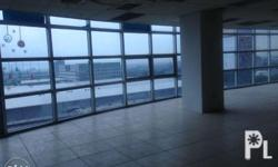 7th Floor Office space w/ view for lease at Meralco
