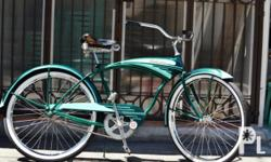 Deskripsiyon My personal collection vintage bike 1952