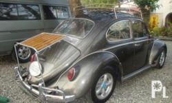 Deskripsiyon 1966 german beetle (bug-eye) empi 5 mags