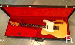 1971 FENDER TELECASTER / Blonde Finish / Rosewood Neck