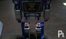 1983 G1 soundwave takara made in japan good condition