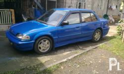 1991 Honda Civic For Sale (RUSH P89K ONLY, NEWLY PAINT)