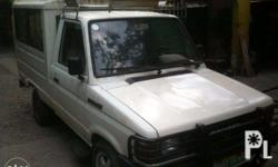 FOR SALE FOR SALE 1993 Toyota Tamaraw FX, Hi Side 5K