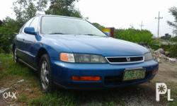 1996 honda accord gas Automatic transmision Nice n