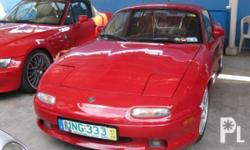 Vehicle Options 1996 Mazda Miata Year: 1996 Mileage: