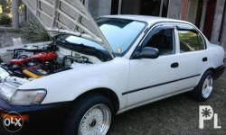 1996 Corolla XL Registered 2018 Nice Aircon Clean