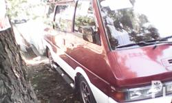 Gawin: Nissan Modelo: Vanette Mileage: 129,000 Kms