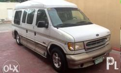 '98 Ford Conversion Van by Explorer -V8 Automatic