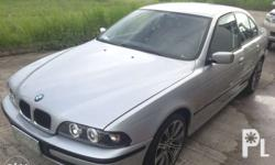 1999 BMW 523i The E39 was the pinnacle of BMW Design