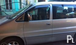 1999 Hyundai Starex Van for sale Updated OR/CR No