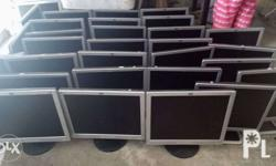 """FOR SALE!! 19 inch HP LCD Monitor P1,450 each only 19"""""""
