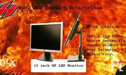 19 inch HP LED Monitor _ for only 1,900