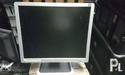 """FOR SALE ONLY: 19"""" HP LCD monitor SQUARE TYPE HP L1910"""