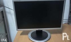 For Sale second hand monitors 19inches lcd wide For