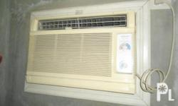 Selling used National Aircon (window type) Specs: Horse