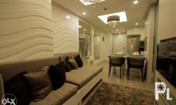 Prime studio converted into 1 bedroom unit at The