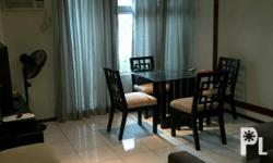 Two Serendra Almond building BGC Taguig 1 bedroom with