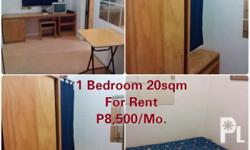 1 Bedroom Condo For Rent In Quezon City El Pueblo One