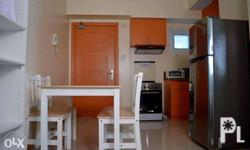 1 bedroom fully furnished (all appliances and