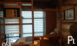 Fully furnished unit Inclusive of association dues
