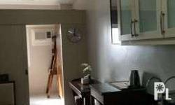 1 Bedroom fully furnished condo unit located at Tower