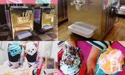 Best Seller Single Dispenser Soft Ice Cream Machines