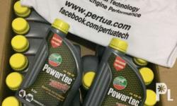 Pertua's premium quality motor oil is now in Silang,