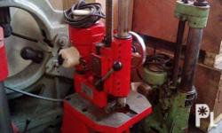 1 unit portable rebore machine amount 160k made in