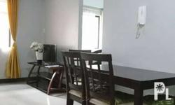 Fully furnished 1 bedroom unit. Just in front of NAIA