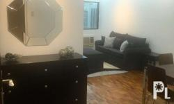 1BR, 1T&B, with Parking Slot Semi-Furnished, High